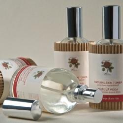捷克國寶菠家玫瑰菁華露(純天然花水)/100ml/玻璃瓶附噴頭(現貨)--均享白金會員價