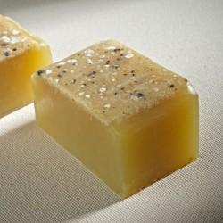 捷克國寶菠家萊姆木瓜手工皂/80g立方型(預購)