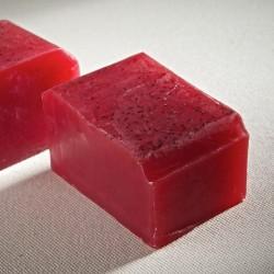 捷克國寶菠家草莓手工皂/80g/立方型(現貨+預購)