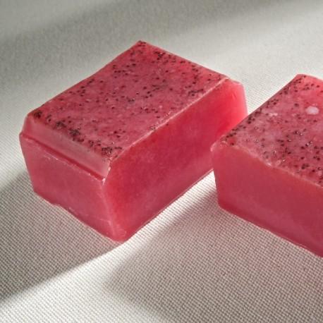 捷克國寶菠家草莓麝香手工皂/80g/立方型(現貨+預購)