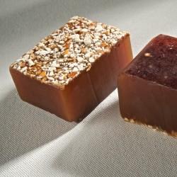 菠丹妮肉桂柳橙手工皂/80g立方型(現貨)