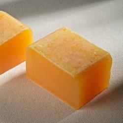 捷克國寶菠家柳橙檸檬手工皂/80g/立方型(現貨+預購)