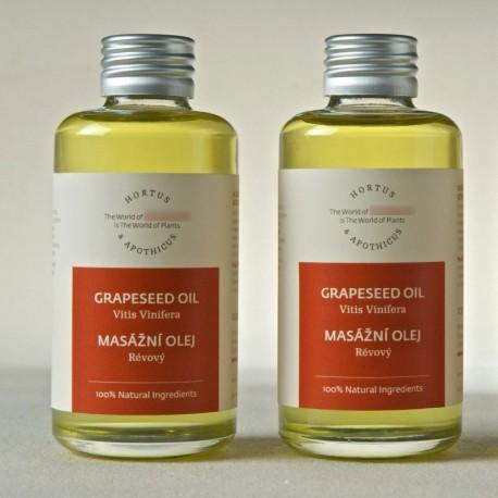 捷克國寶菠家葡萄籽油100ml/玻璃瓶(預購)