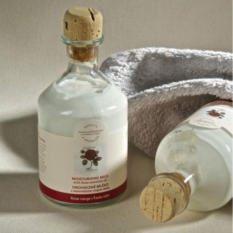 菠丹妮玫瑰身體保濕滋養乳液/玻璃瓶250g(現貨)