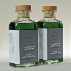 菠丹妮海藻沐浴泡澡乳/玻璃瓶275ml(預購)