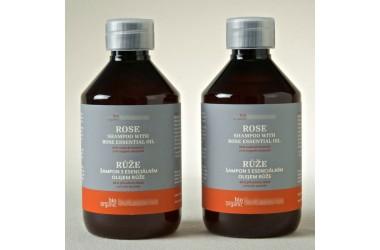 菠丹妮Bio玫瑰洗髮精/250ml/PE瓶