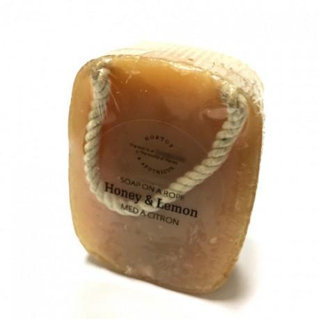 捷克國寶菠家蜂蜜檸檬手工皂/190g/懸掛式(預購)