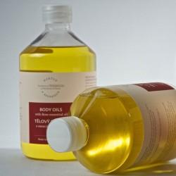 捷克國寶菠家玫瑰香體凝脂/PE瓶/500ml(預購)