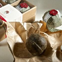捷克國寶菠家傳統古法製作皂球-玫瑰皂球(現貨+預購)