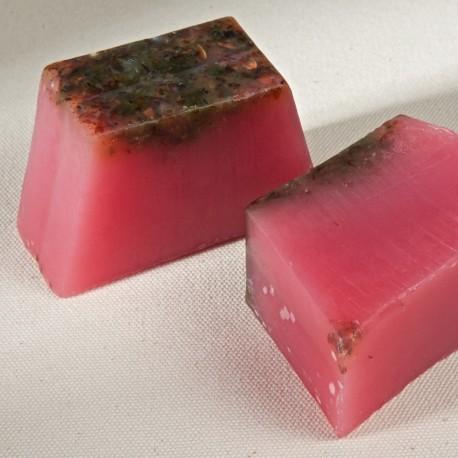 捷克國寶菠家玫瑰小黃瓜手工皂/125g/梯型(現貨)
