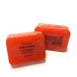捷克國寶菠家紫草胡蘿蔔手工皂/105g/8x6方形(預購)