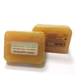 捷克國寶菠家馬齒莧手工皂/105g/8x6方形(預購)